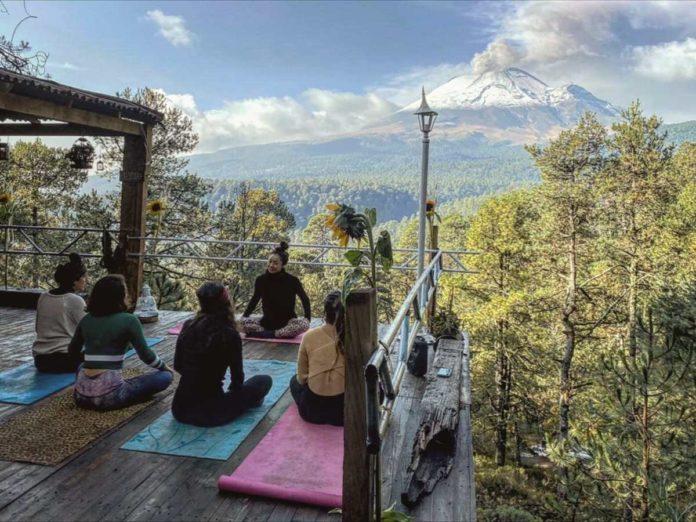 Aldea Pachamama, un santuario para reconectar con la Madre Naturaleza