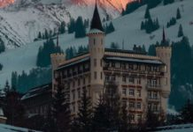 alpes suizos hoteles