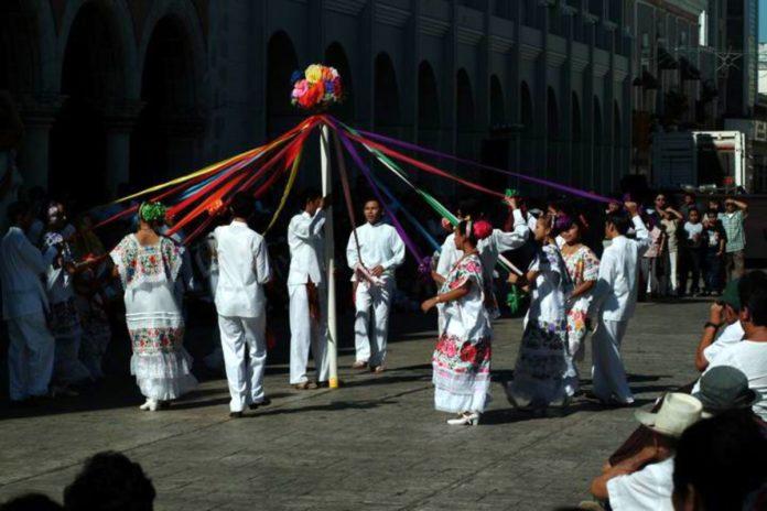 Baile de las cintas, una danza con mucho color y tradición en México