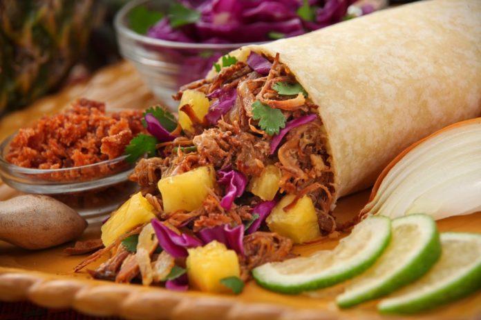 Burritos, origen de este delicioso alimento que parece un taco pero no lo es