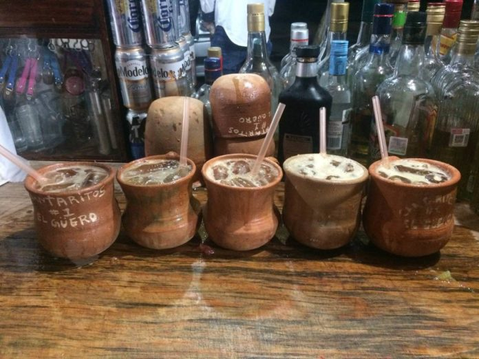 Cantaritos de Amatitán, la refrescante bebida de Tequila