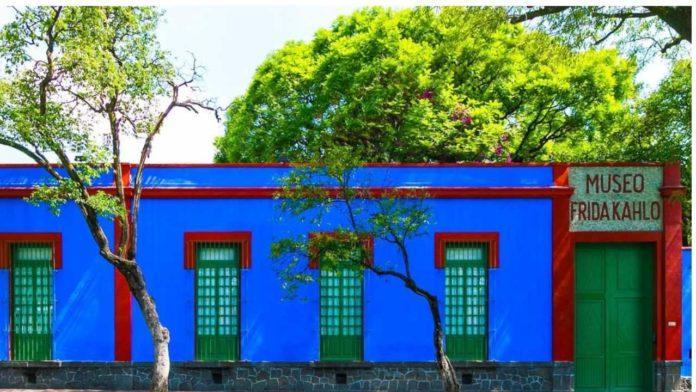 casa azul recorrido virtual