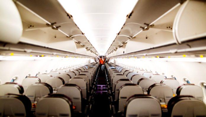 Cloud Capsules propesta para avión