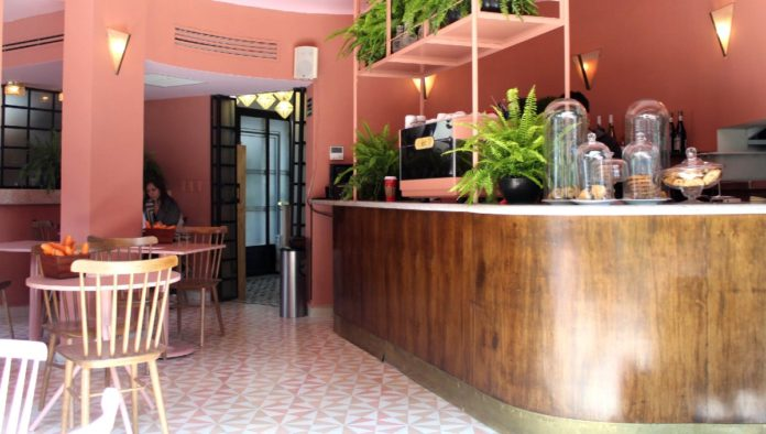 Cuchi restaurante rosa Condesa