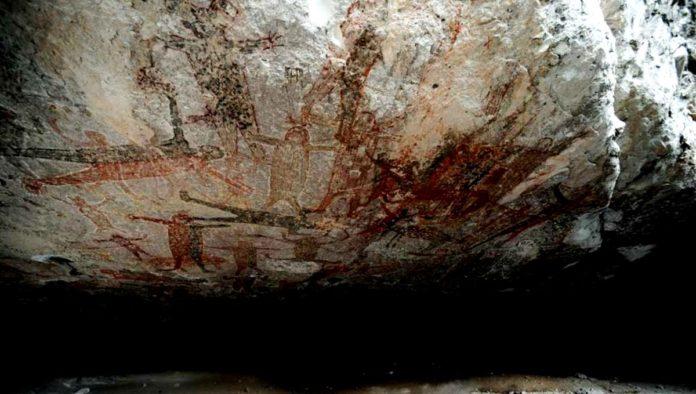 Cueva de San Borjita en BCS