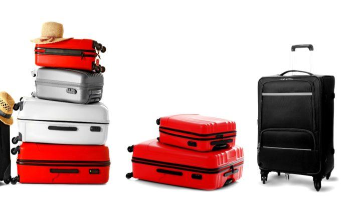 Elegir la maleta de viajes