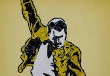 Freddie Mercury cómic