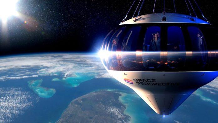 Globo espacial