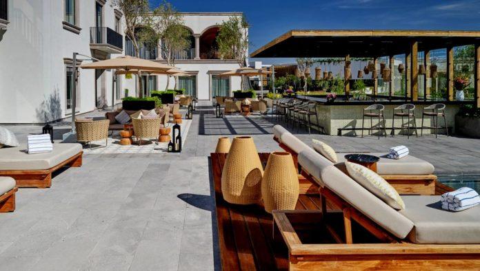 Hoteles de México