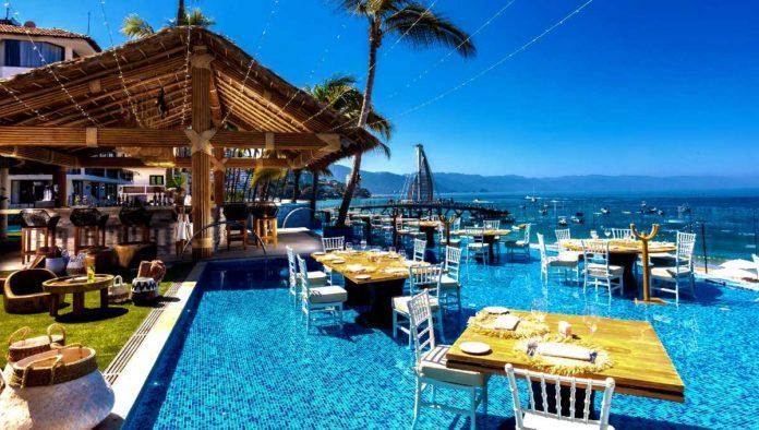 Mar y Vino, restaurante en Puerto Vallarta