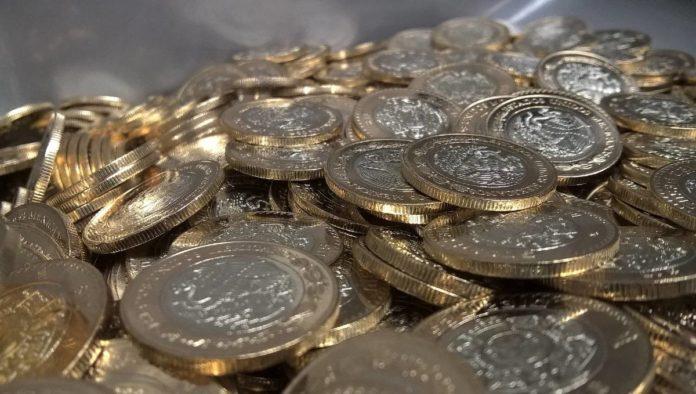 Moneda de 20 centavos Francisco I. Madero