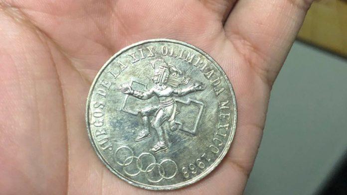 moneda de 25 pesos