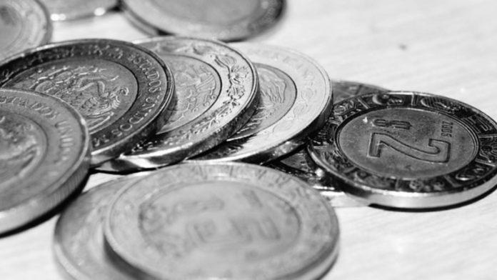 monedas antiguas 20 mil pesos