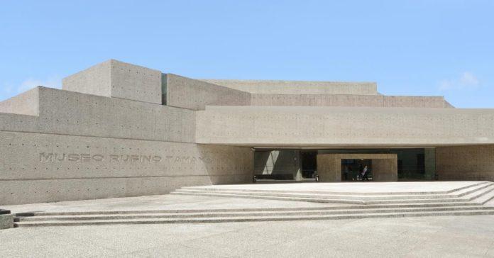 Museo Rufino Tamayo: 40 años de arte contemporáneo