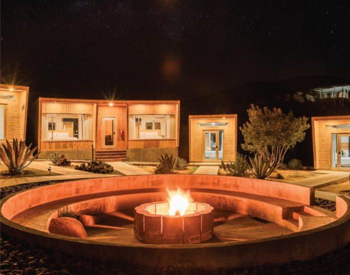 Oeno Wine Lodge: la belleza del Valle de Guadalupe hecha spot