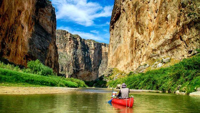 Parque Nacional Big Bend en Estados Unidos