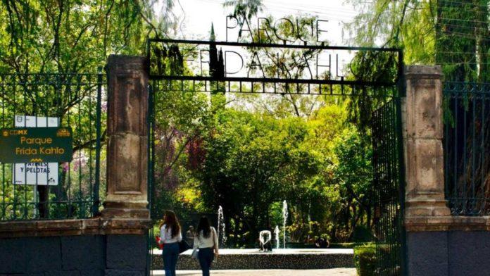 parques escondidos en la cdmx