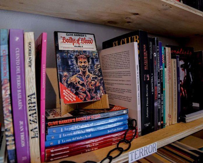 Peripheria Libreria, un edén de libros periféricos