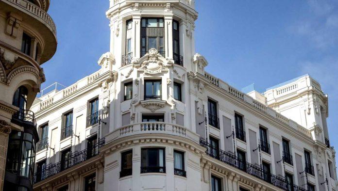 Pestana CR7 Gran Vía, nuevo hotel de Cristiano Ronaldo