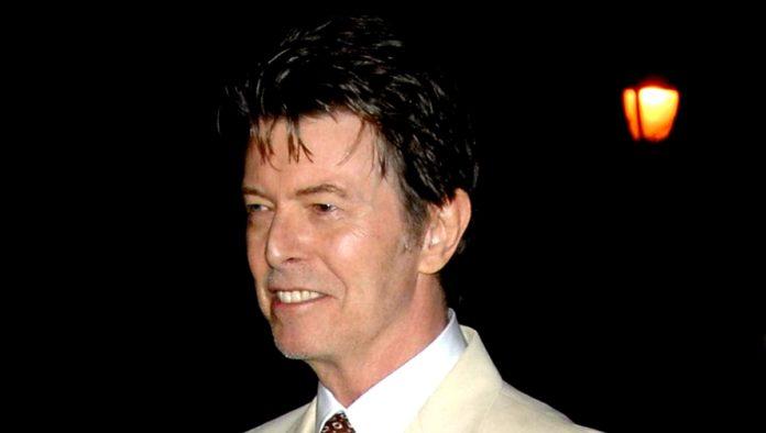 pintura de David Bowie