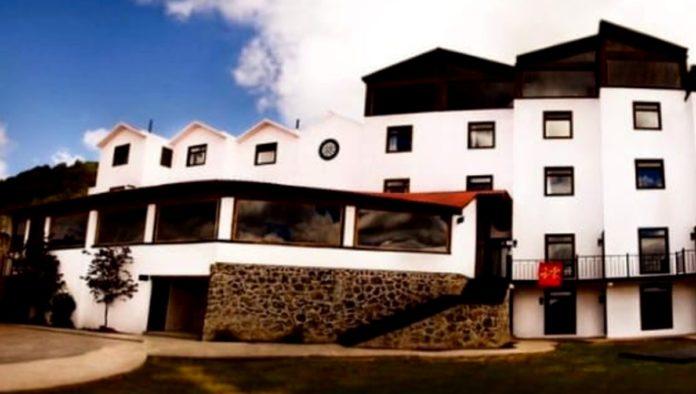 Santiurde hotel boutique en Real del Monte