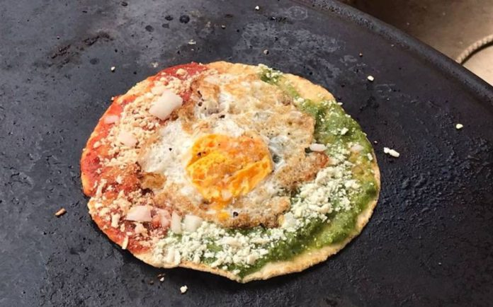 Gorditas del socavón, la nueva creación gastronómica poblana
