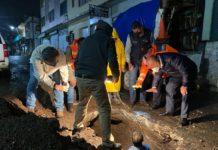 VIDEO: Surge socavón en Hidalgo, ¿otro?