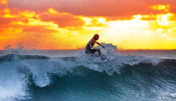 4 impresionantes destinos de México para practicar surf
