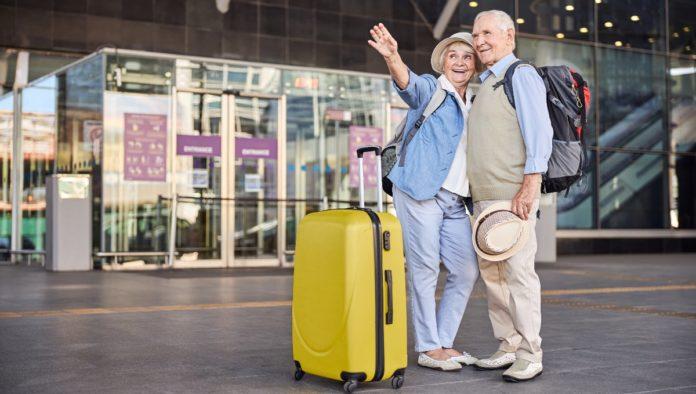 Viajar con tus padres