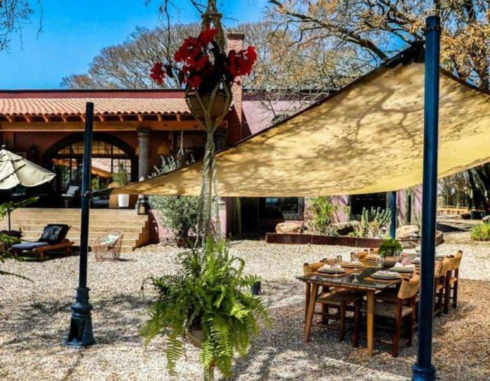 Villa Mantua, un paraíso de relación en el Estado de México