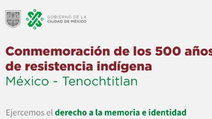 500 años méxico-tenochtitlán