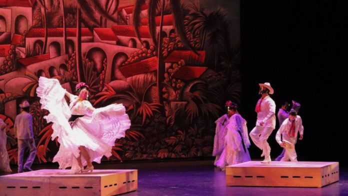 ballet folklorico amalia hernandez