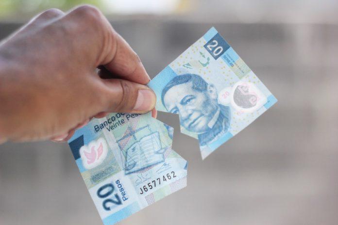 ¿Cómo recuperar un billete si está roto, quemado, pintado o desgastado?