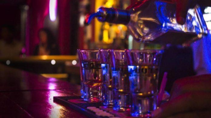 caballito vaso tequila
