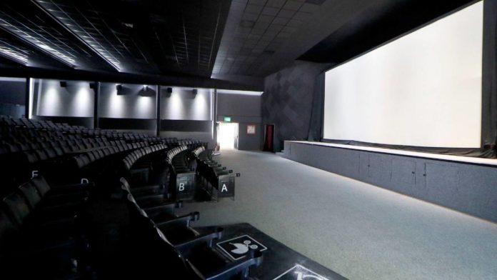 cine villa olímpica reapertura