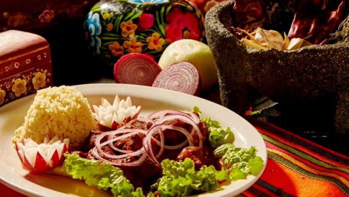 Cochito horneado platillo tradicional Chiapas