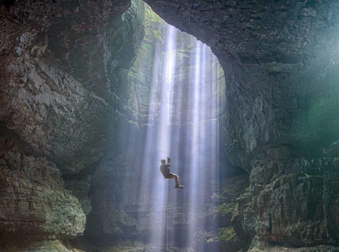 FOTOS: El Cepillo, la impresionante caverna de Aquismón que te robará el aliento