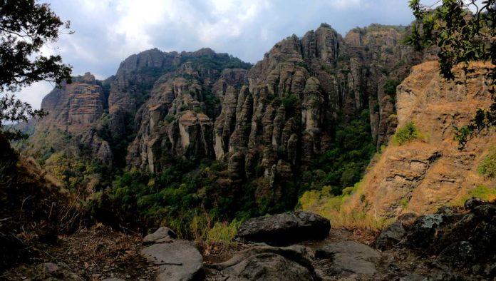El Tepozteco Parque Nacional Morelos