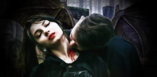 exposición de vampiros