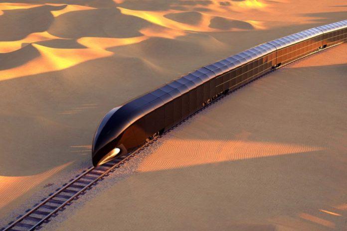 G Train: así será el primer tren inteligente hecho de cristal en el mundo