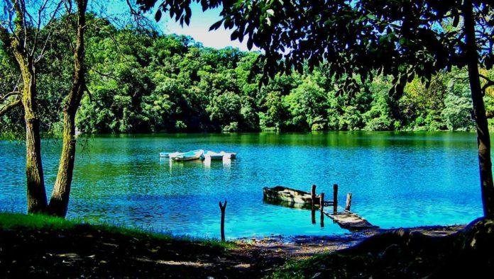 Laguna Carrizalillos en Colima