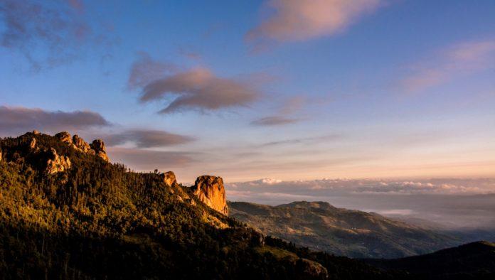 Las Ventanas Parque Nacional El Chico