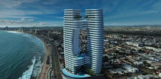 ¡Impresionante! Así será el edificio más futurista y alto de Mazatlán