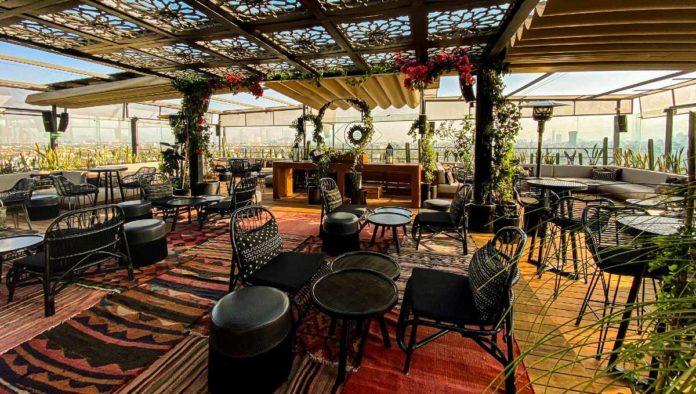 mejores rooftop bars en México