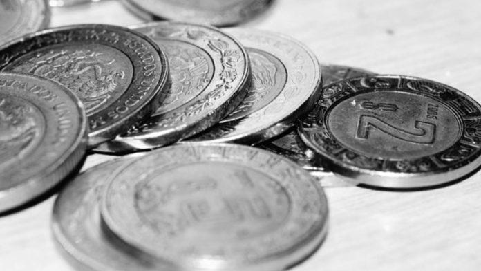 monedas centavos