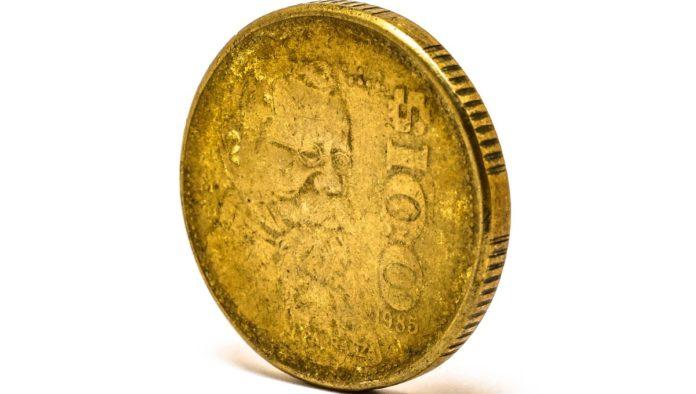 monedas de Venustiano Carranza