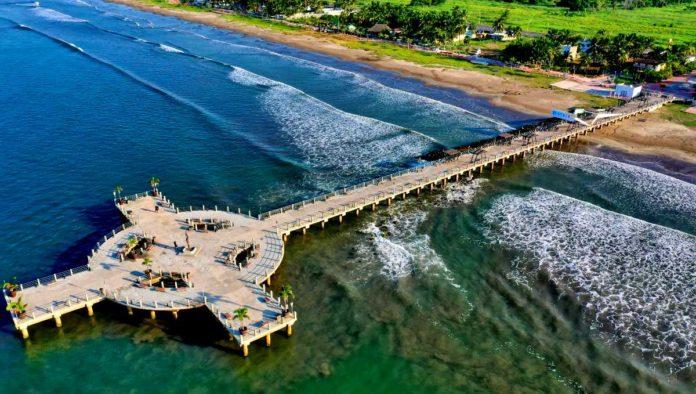 Muelle de Matanchén en San Blas Nayarit