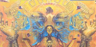 """""""De la Esperanza al porvenir"""", el nuevo mural de Puebla que debes conocer"""