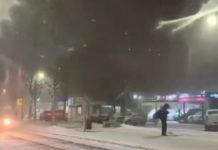 nieve en brasil
