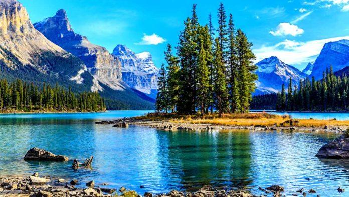 Parque Nacional de Jasper en Canadá